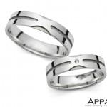 Vjenčani prsten V1369