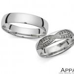 Vjenčani prsten V1370