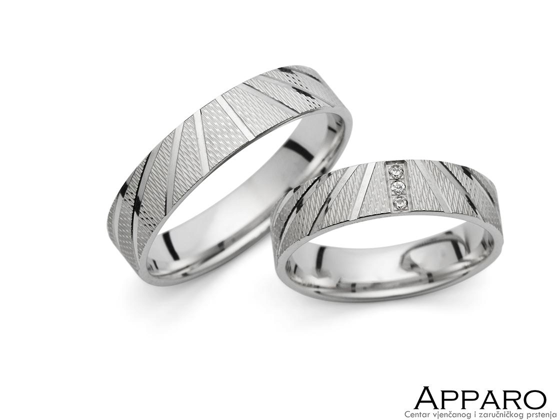 Vjenčani prsten V1373
