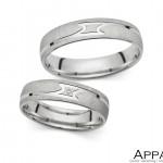 Vjenčani prsten V1376