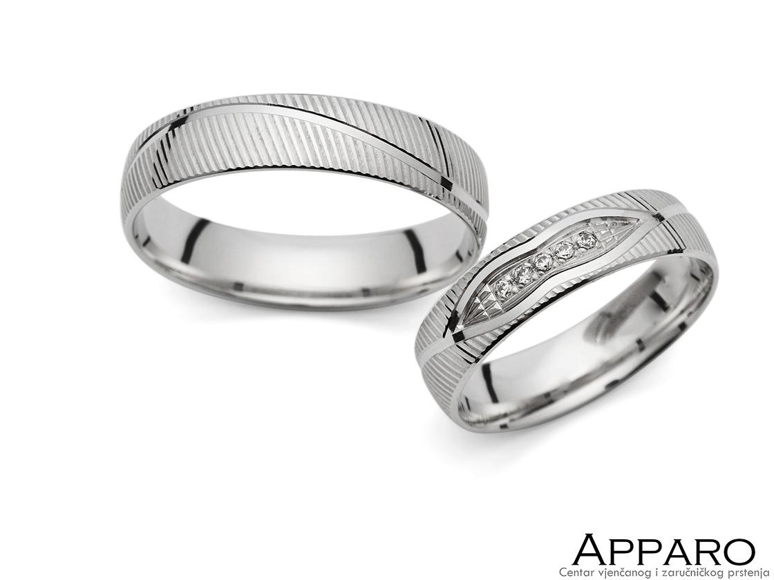 Vjenčani prsten V1377