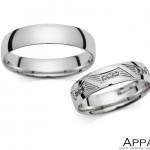 Vjenčani prsten V1383