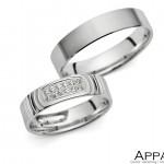 Vjenčani prsten V1384