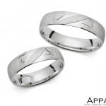 Vjenčani prsten V1389