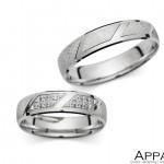 Vjenčani prsten V1390