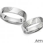 Vjenčani prsten V1391