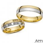 Vjenčani prsten V1396
