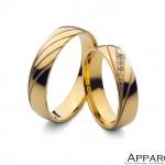 Vjenčani prsten V1401