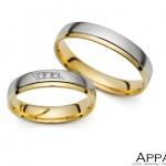 Vjenčani prsten V4055