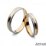 Vjenčani prsten V4071