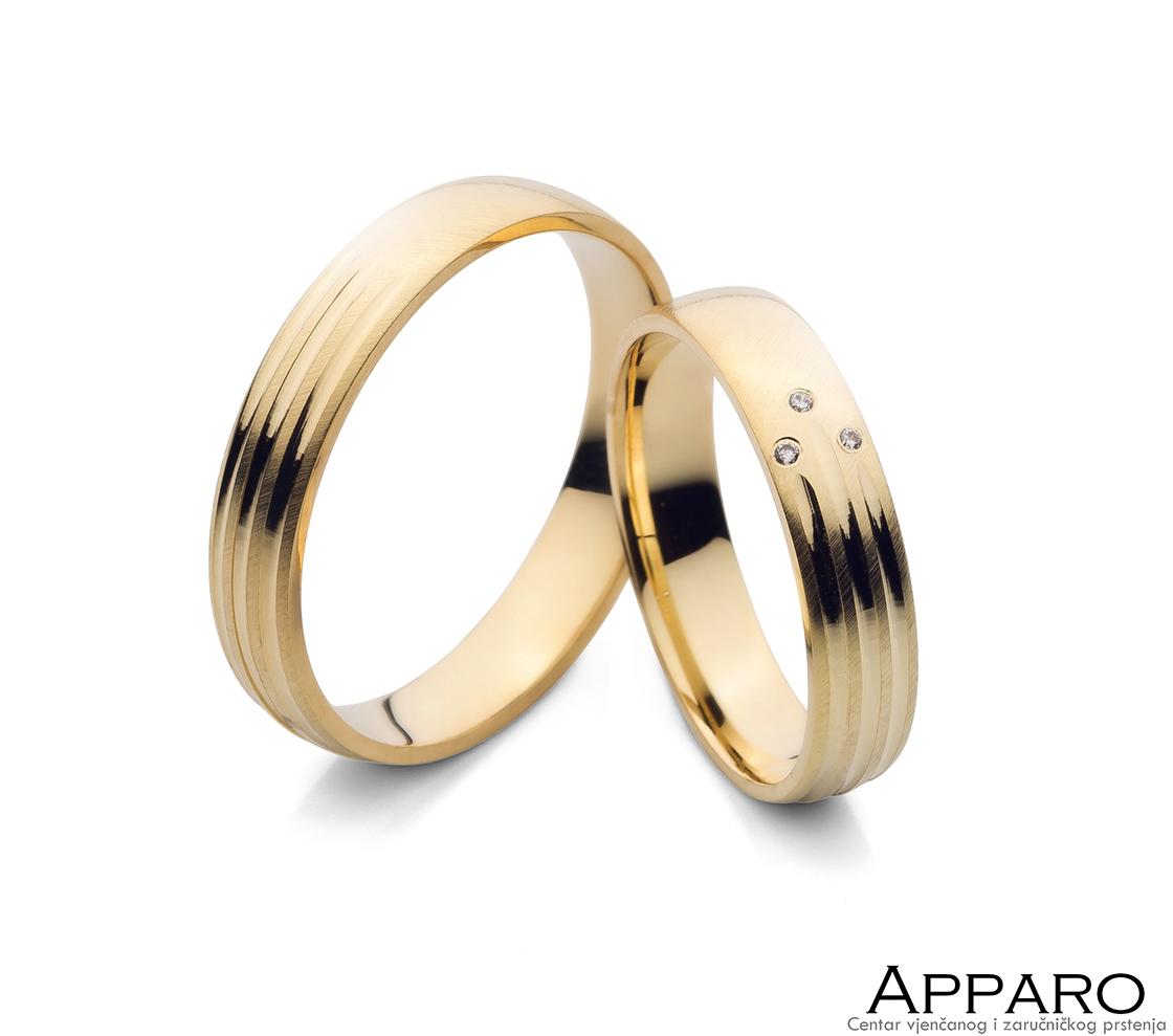 Vjenčani prsten V4074