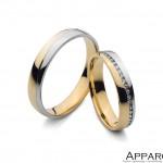 Vjenčani prsten V4084
