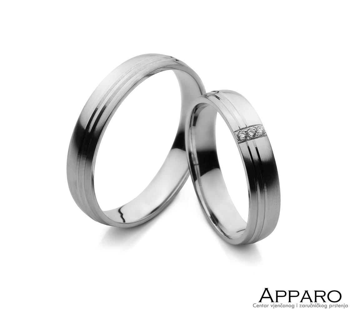 Vjenčani prsten V4090