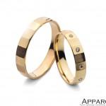 Vjenčani prsten V4096