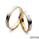 Vjenčani prsten V4120