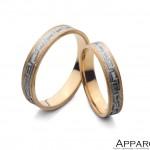 Vjenčani prsten V4122