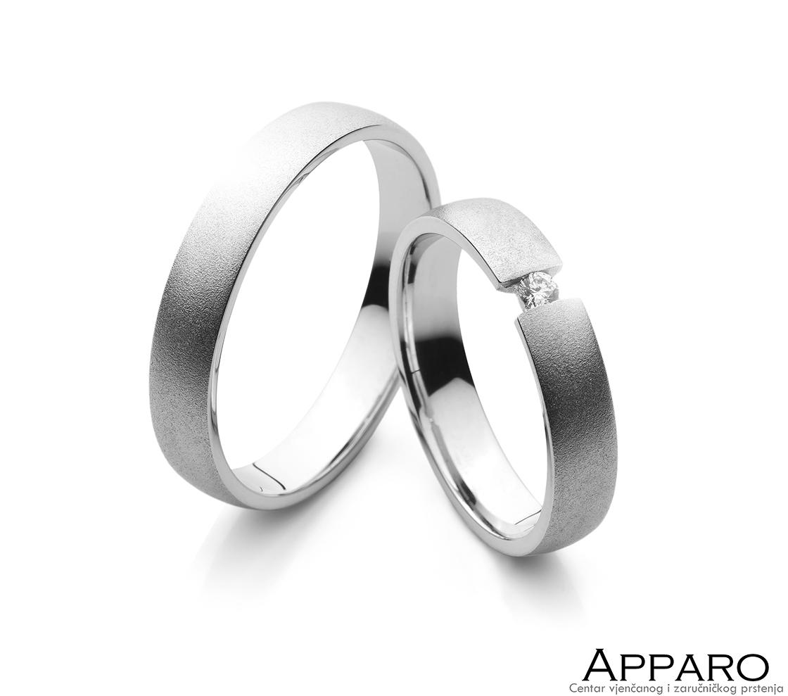 Vjenčani prsten V4126