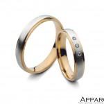 Vjenčani prsten V4130