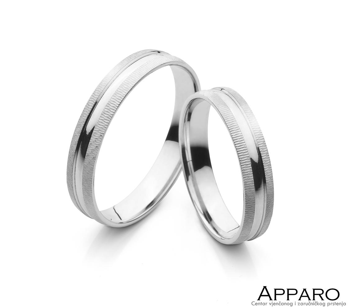 Vjenčani prsten V4132