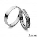 Vjenčani prsten V4133