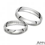 Vjenčani prsten V4134