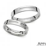 Vjenčani prsten V4136