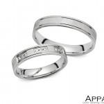 Vjenčani prsten V4137