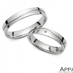 Vjenčani prsten V4138