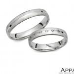 Vjenčani prsten V4139