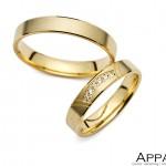 Vjenčani prsten V4140