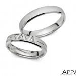 Vjenčani prsten V4142