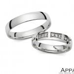 Vjenčani prsten V4149
