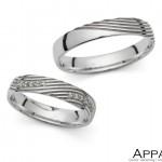 Vjenčani prsten V4151