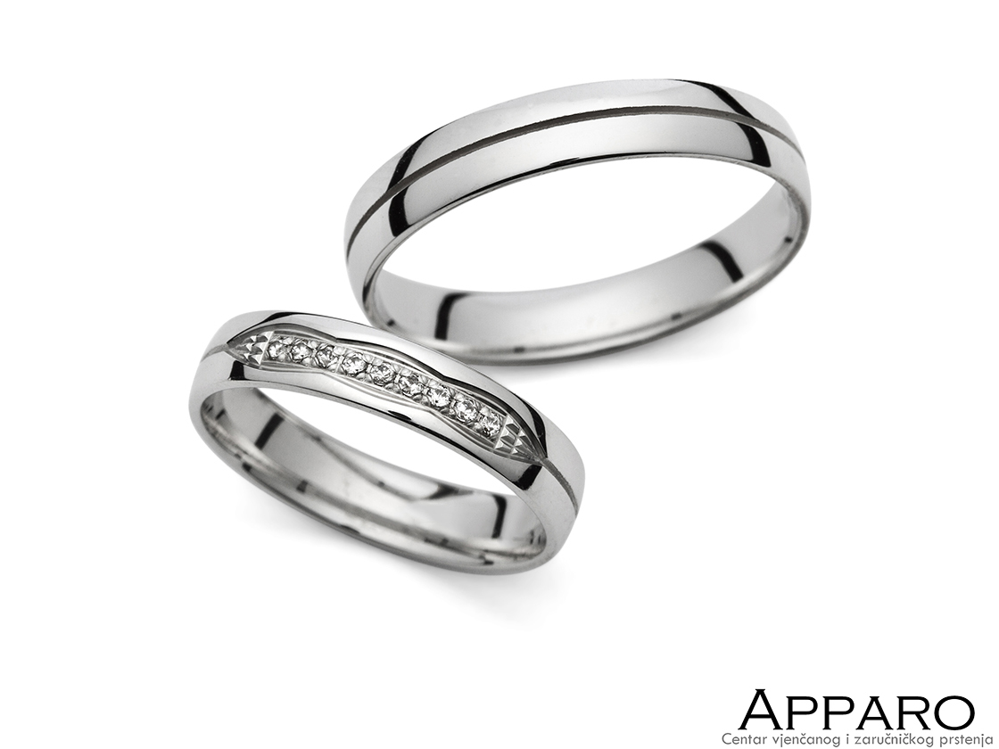 Vjenčani prsten V4156