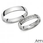 Vjenčani prsten V4158