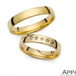 Vjenčani prsten V4160