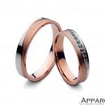 Vjenčani prsten V4161