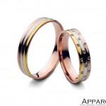 Vjenčani prsten V4163