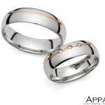 Vjenčani prsten V6380