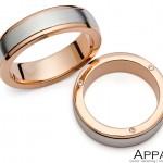 Vjenčani prsten V6405