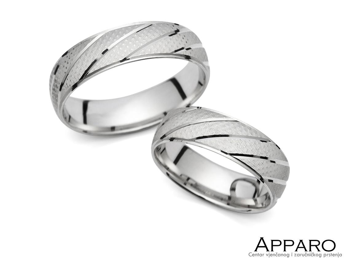 Vjenčani prsten V6406