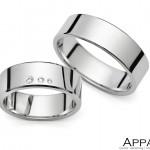 Vjenčani prsten V6408