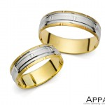 Vjenčani prsten V6409