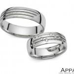Vjenčani prsten V6410