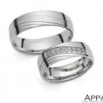 Vjenčani prsten V6411