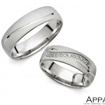 Vjenčani prsten V6413