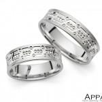 Vjenčani prsten V6415